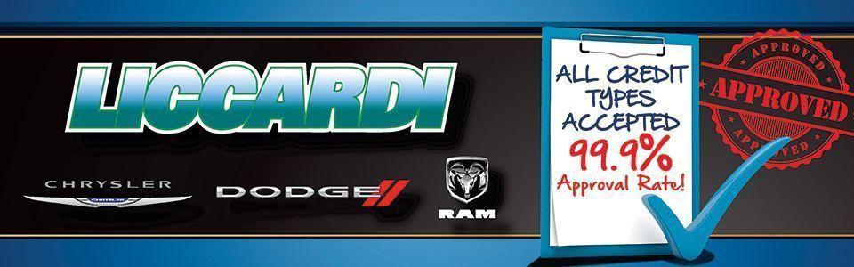 Liccardi Greenbrook Nj >> Liccardi Chrysler Dodge RAM   New & Used Car Dealer   In ...